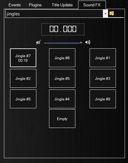 LunarCaster - DJ Software